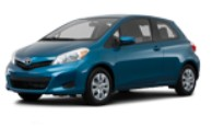 Toyota Yaris Hatchback or similar