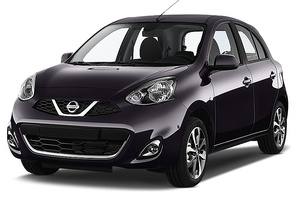 Nissan Micra, Manual or Similar