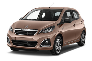 Peugeot 108 (Diesel Guaranteed)