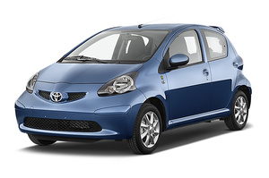 Toyota Aygo 5 Doors or similar