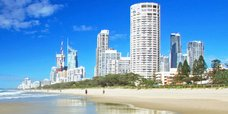 Gold Coast - Surferparadies