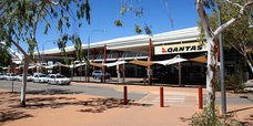 Alice Springs Airport - 爱丽斯泉机场