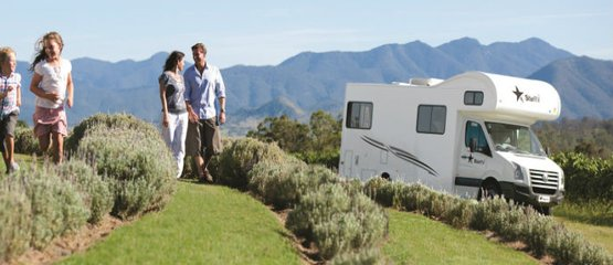 Star RV Australia Domestic: Star RV: 5% de réduction pour les lève-tôt!